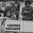 Retrouvez- ici le programme des centres sociaux !