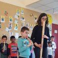 Le 21 mars a débuté une série de quatre ateliers d'initiation à la pratique de la flûte à bec pour deux groupes de CE1 des AEPS.