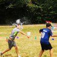 Le 16 juillet les enfants se sont retrouvés à Gaston Variot pour affronter les zombies à coup de bombe à eau !