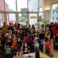 La Maison de Quartier Gaston Variot a organisé une après midi suivie d'une soirée Halloween.