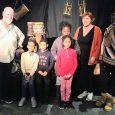 Samedi 11 janvier, nous sommes allés à l'Espace Prévert Scène du monde à la rencontre du chasseur de percussions David Hopkins originaire de Belfast en Irlande.
