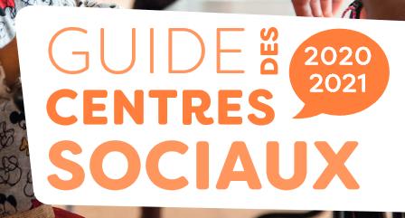 Retrouvez en ligne le nouveau guide et les informations pour la rentrée dans les centres sociaux !
